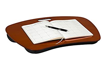 "Lapgear Xl Executive Lap Desk, - Mahogany (Fits Up To 17.3"" Laptop) 4"