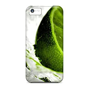 Awesome Cases Covers/iphone 5c Defender Cases Covers(lime Splash)