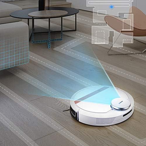 Aspirateur robot Robot Balayer Entièrement Automatique Laser Intelligent Accueil Aspirateur Aspiration Balayer Tout-en-une Machine robot de balayage intelligent rechargeable