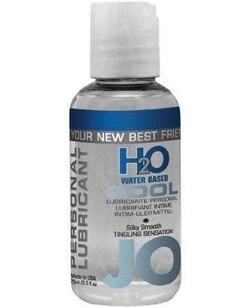 Jo Cool H2O 2.5 Oz (Package of 4)