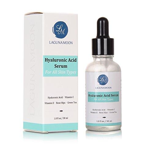 Lagunamoon Hyaluronic Acid Serum Anti-Aging Ser...