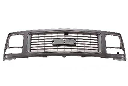 e098a33436eec Gmc Pick Up Truck 94-99 Front Grille Car Grayseal 98 97 96 95