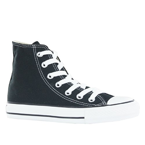 Converse chuck taylor all star high top black m9160 mens 6 for Converse all star amazon