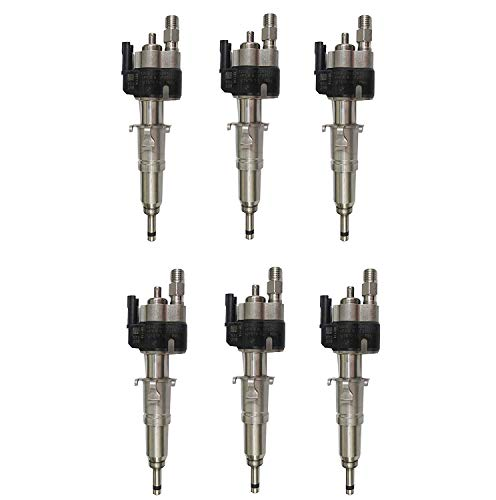 High performance remanufactured 6X Fuel Injector 13537585261-09 For BMW N54 135 335 535 550 750 650i 740i 750Li 13537585261-11