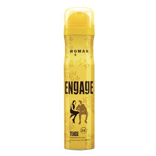 Pack of 2 Engage Woman Deodorant Tease, 150ml each (Total 300 - India Gabbana And Dolce