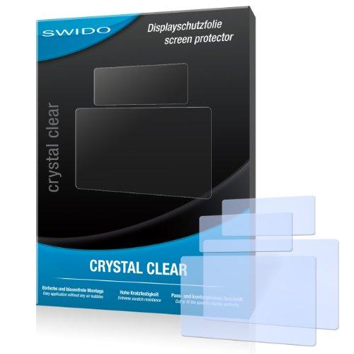 SWIDO Y023178 kristallklar hartbeschichtet Displayschutzfolie für Canon EOS 5D Mark III/5-D Mark3 (2-er Pack)