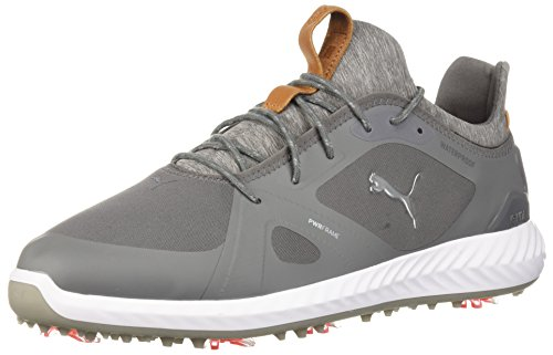 - PUMA Golf Men's Ignite Pwradapt Golf Shoe Quiet Shade, 12 Medium US