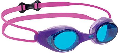 Nike Swim Hydrowave II Jr Goggles (Blue) - Nike Goggles