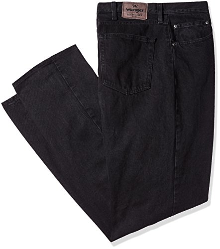 Wrangler Authentics Men's Big & Tall Classic Relaxed Fit (Wrangler Relaxed Fit Denim)
