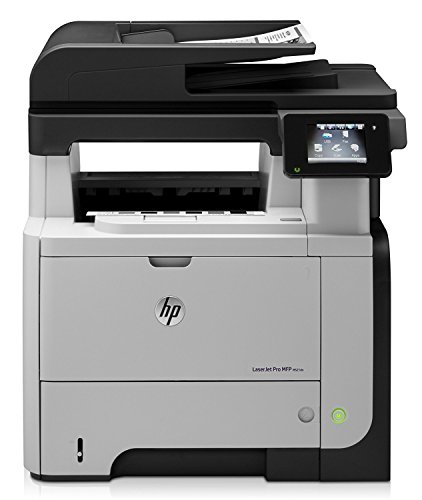 HP Laserjet Pro M521dn All-in-One Laser Printer, Amazon Dash Replenishment Ready (A8P79A) from HP
