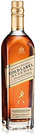 Johnnie Walker Gold Label 733836 - Reserva para whisky escocés (2 unidades, 40 %, 700 ml)