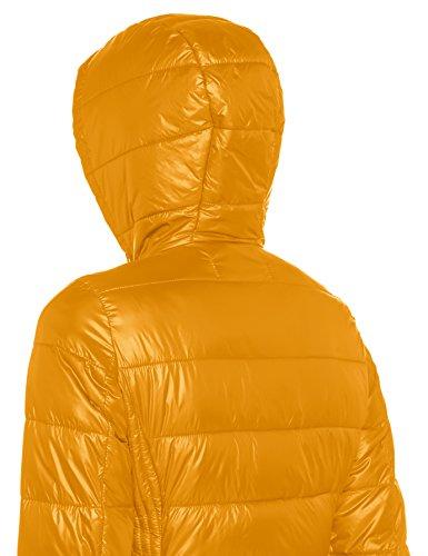 Piumino 192 Dounewcap Yellow Cache Donna golden Giallo vAa4xznW