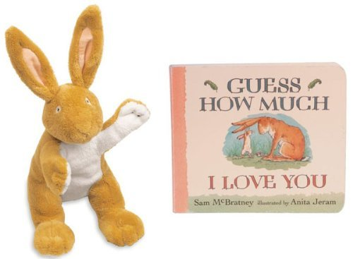 Guess How Much I Love You Gift Set - Bunny & Book