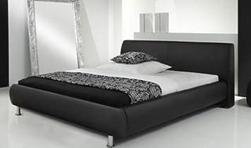c5d9dc4af560 Image Unavailable. Image not available for. Colour: Paris Faux Leather Bed  ...