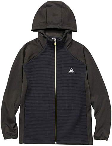 ハイブリッドジャケット QMMOJF03 BLK ブラック S