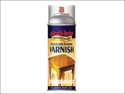(Plasti-kote 591 400ml Varnish Clear Gloss by Plasti-Kote)