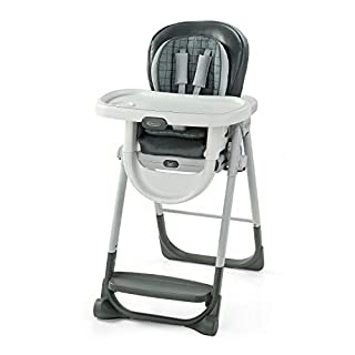 Graco EveryStep 7 in 1 High Chair | Converts to Step Stool for Kids, Dining Booster Seat, and More, Alaska