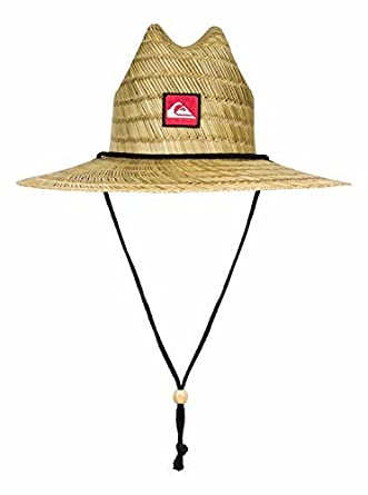 cb15854ada5193 Quiksilver Boys' Pierside Lifeguard Hat (Little Big Kid), Natural, One Size
