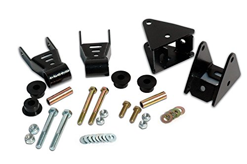 Rough Country - 5061 - Front Shackle Reversal Kit