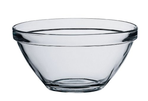Bormioli Rocco Tempered Glass 19 ounce Mixing Bowl