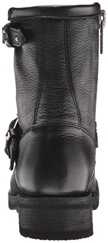 Ash Women's Soho Motorcycle Boot Black clearance order Q5534CR8