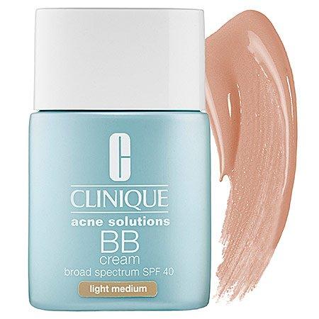 Acne Solutions BB Cream Broad Spectrum SPF 40-Light Medium