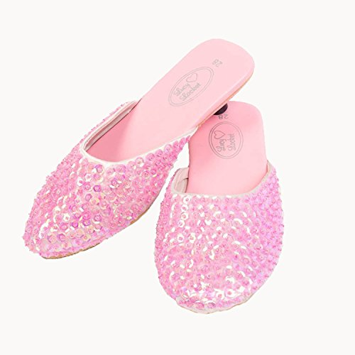 Lucy Locket, Damen Clogs & Pantoletten  rosa rose