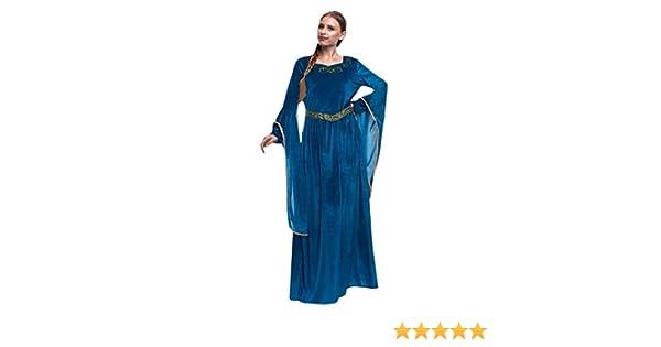 Disfraz Princesa Vikinga Mujer (Talla S) (+ Tallas) Carnaval ...