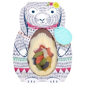 Milk Chocolate Easter Egg with Jelly Beans 150g