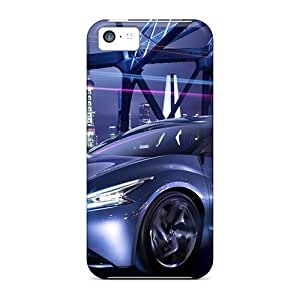 Fashion Protective Nissan Friend Me Concept Car 2013 Case Cover For Iphone 5c