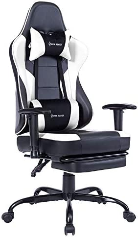VON RACER Massage Gaming Chair Racing Office Chair