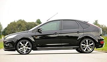 Rieger Potenciador de Aspecto de Carbono Look para Ford Focus 2/ST: 10,