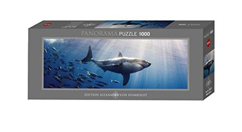 Heye Panorama White Shark Edition Humboldt Puzzles (1000-Piece)