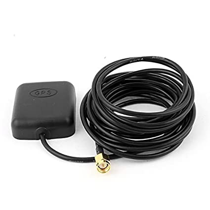 DealMux 1575,42 MHz Car SMA GPS Antena aérea 3 Metros