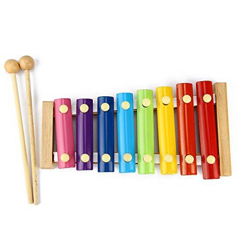 Little star Kid Wooden Musical Toys Musical Instrument Xylophone Development Wisdom Instruments Educational Toys