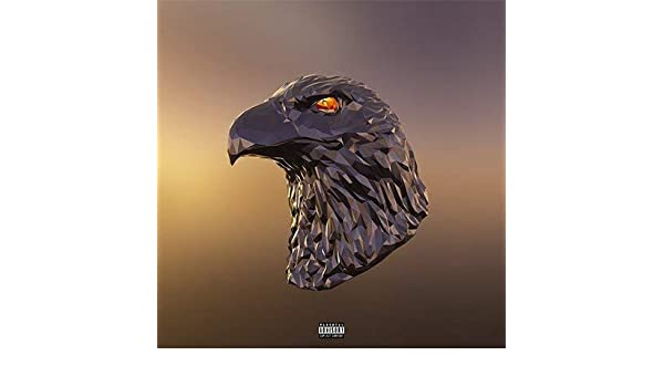 cb492f92d943 Amazon.com: Lost Posters Album Cover Poster Thick Travis Scott: Birds in  The Trap Sing McKNIGHT Limited 2016 giclee Record LP Reprint #'d/100!!