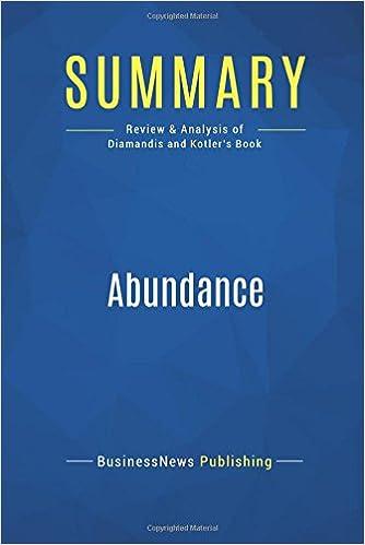 Abundance diamandis