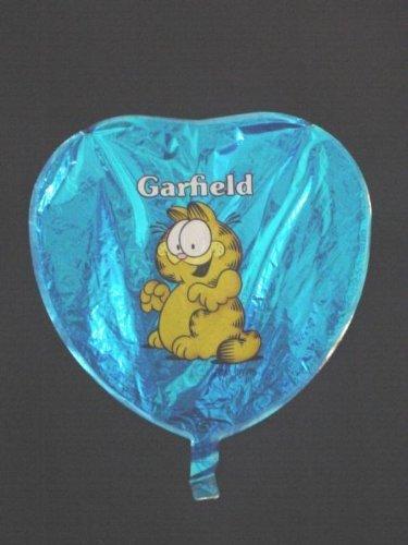 Grabo 18 Inch Heart Shaped Garfield Foil Balloon Bl17