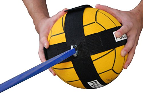 PullBall ● Any Ball Sport Training Drills - for Water Polo (Light 120