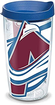Tervis Tumbler with Wrap and Blue Lid