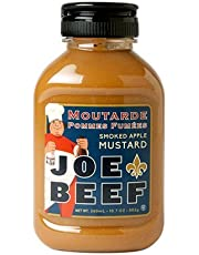 Joe Beef Smoked Apple Mustard, 260 ml.