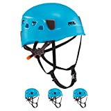 Petzl Panga Blue Climbing Helmet for Group and Club Use 4 Pack