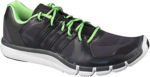 Adidas Men's Adipure 360.2 Cross Training Solid Grey/Night Grey/Solar Green 10.5 D(M) US