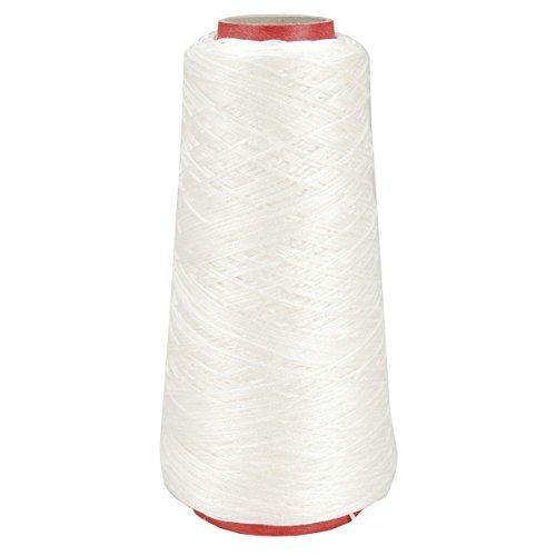 DMC Six Strand Embroidery Cotton 100 Gram Cone: White