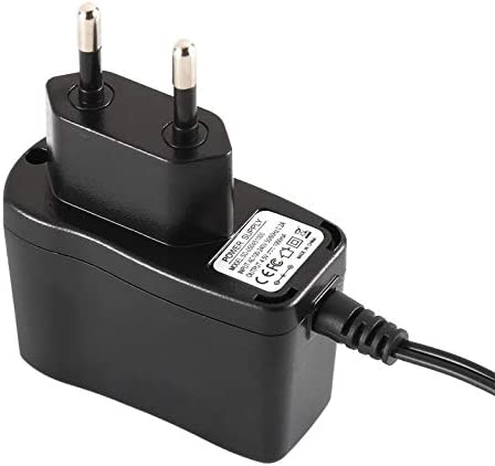 BianchiPamela Power Adapter EU US UK Input AC100-240V 50//60HZ 0.2A Output 6V 1000mA