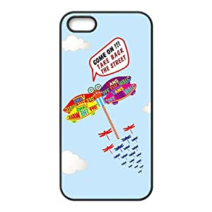 KORSE Sport brand Vans creative dragonfly fashion cell phone case for iPhone 5S