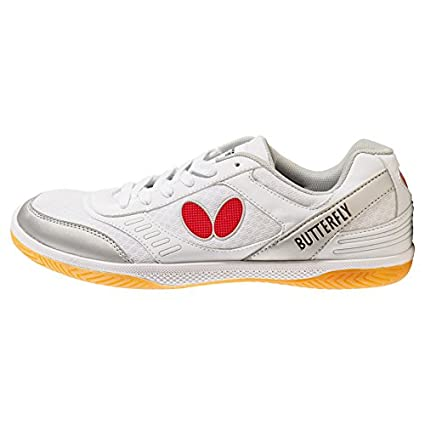 Lezoline Zero Butterfly Table Tennis Shoes - Sizes 5 - 10.5 - Classic Ping Pong Shoes