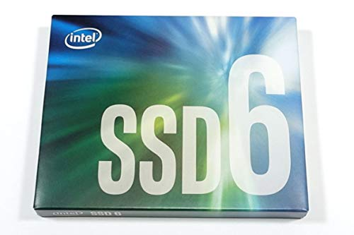 Intel SSD 660p Series (512GB M.2 80mm PCIe 3.0 x 4 3D2 QLC) 2 2287