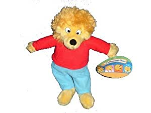 """Berenstain Bears : Brother Bear 9"""" Plush Figure Doll Toy"""