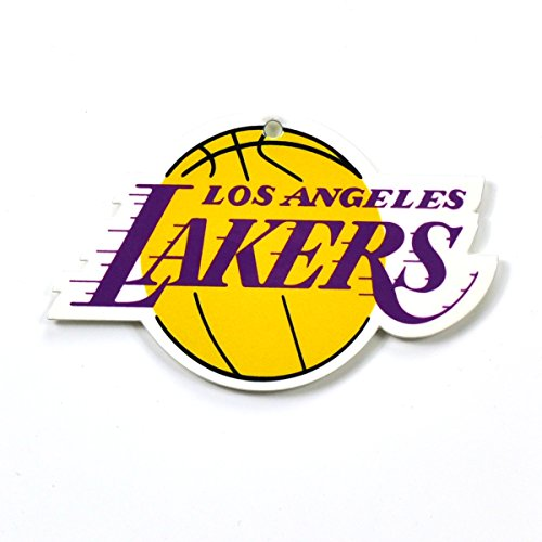 Authentic Street Signs NBA Basketball Super STEEL Magnet (Los Angeles Lakers)